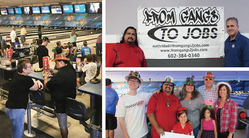 From Gangs to Jobs: Bowling for a Great Cause