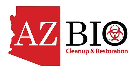 Biohazard Cleaning AZ-BIO Logo