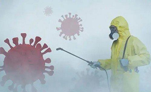 COVID-19 Cleaning Coronavirus
