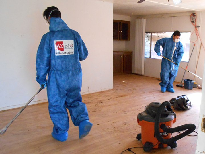Crime Scene Cleanup Glendale Arizona