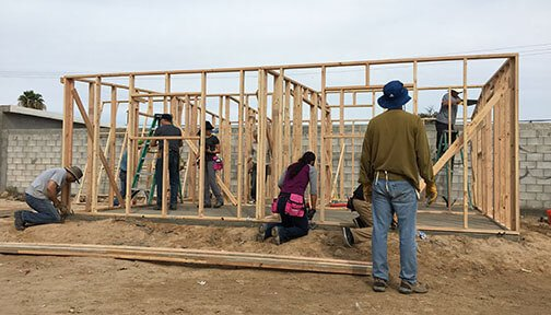 Building Homes for Those in Need