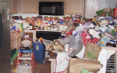 How to Clean a Hoarders House